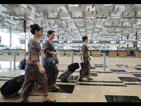 ✈ Airport Chronicles: Singapore Changi Airport (March 2013)