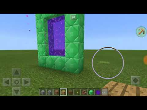 Cara Membuat Portal Apasajah Now Mod Now Addon Mcpe Master