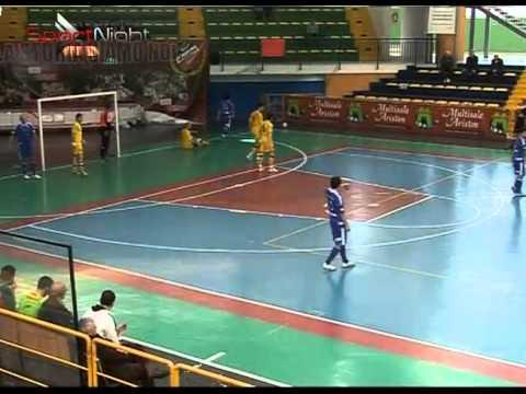 Sport Night – 14a Puntata – CALCIO A 5 – Serie A2, B