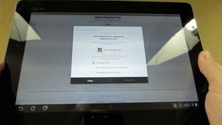 The EASIEST WAY to Root the Transformer Prime on Jelly Bean!
