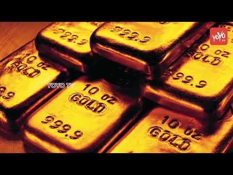 Gold Rate Today in India | Gold Price |  Silver Rate Today | Hyderabad | Chennai | YOYO TV Channel