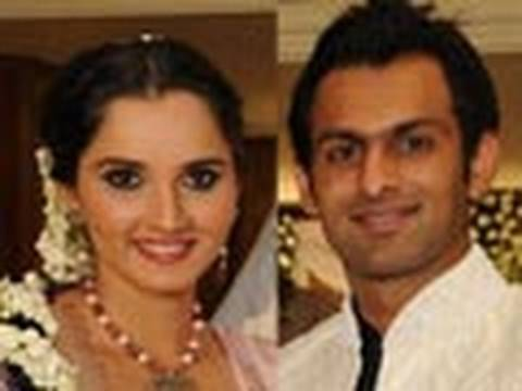 Sania Mirza & Shoaib Malik Sangeet Ceremony & Wedding Reception video