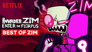 Best of Zim | Invader Zim: Enter the Florpus | Netflix