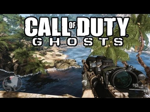 Call of Duty: &quot;GHOSTS&quot; Multiplayer Sniper Game Mode - Black Ops 2 EPIC Sharpshooter &quot;GAMEPLAY&quot;