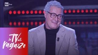 Il poeta Brunello Robertetti - La TV delle ragazze 29/11/2018