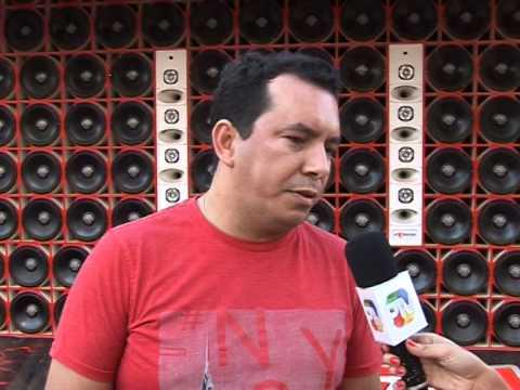 Carreta Treme Treme super show no Paraguay