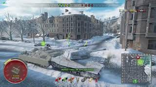World of Tanks Xbox one E 75 3 Kills (Master league)