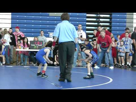 Charlestown, IN Freestyle Open Wrestling Tournament, March 26, 2011 Image 1