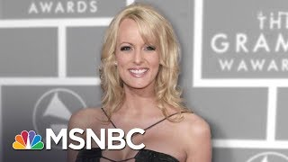 Porn Star Stormy Daniels Sues Pres. Donald Trump | The 11th Hour | MSNBC