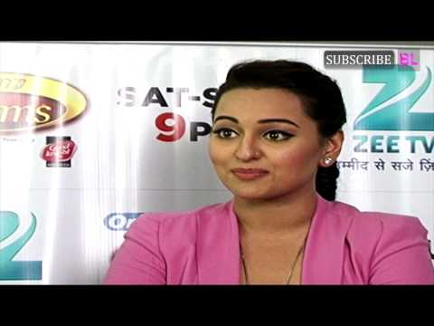 Sonakshi Sinha shoots a dance number for Rajinikanth's Lingaa