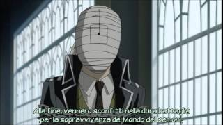 Beelzebub - Kunieda Aoi vs Agiel (Full Fight)