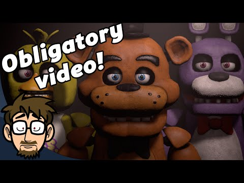 EVERY Five Nights at Freddy's Video EVER! - TrailerDrake