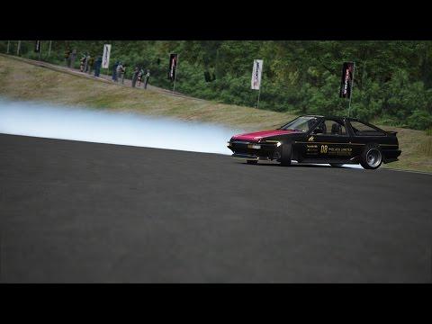 Assetto Corsa: Japanese Car Pack Drifting - Public Server + Livestream