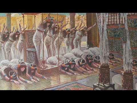 Hz.Süleyman Bir Gecede 100 Karısı İle Çocuk Yapacaktı... Bir Şeyi Unuttu.