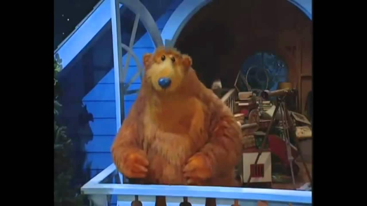 Bear inthe big blue house lyrics