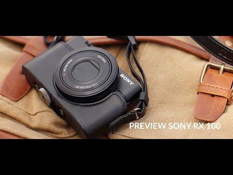 Preview   SONY DSC-RX100 ▷ Beste Kamera bis 350 €   Besser als Canon GX9