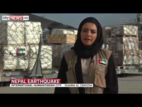Special Report: Nepal Earthquake - April 28
