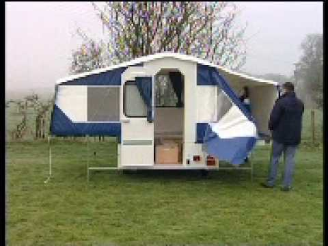 Dandy Designer Folding Camper