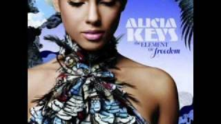 Watch Alicia Keys Element Of Freedom video