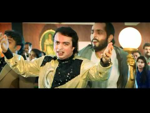 Peelo Ishq Di Whisky- Mithun Chakraborty - Ravali - Mard (1988)- Altaf Raja Songs video