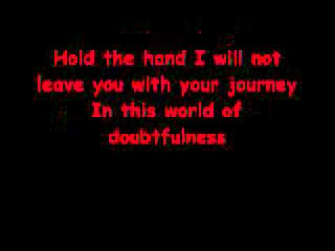 Hold The Hand Lyrics (Hawak Kamay Eng. Version Of Mine