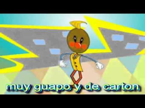 Pin Pon Es Un Muñeco - Letra Produccionesha video