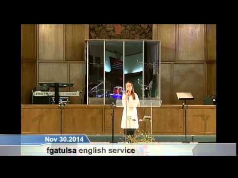 [FGATulsa]#1101#Nov 30,2014 English Service (Lunnu)