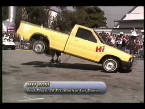Lowrider Magazine: Bajito Tour '99