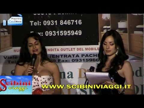 Cristina Del Basso e Diego Conte al 1° Fine settimana della moda