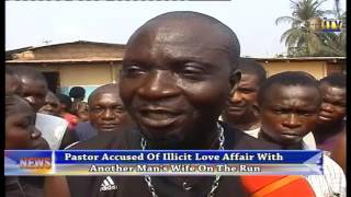Pastor Accused Of Illicit Love Affairs With Another Man's Wife On The Run