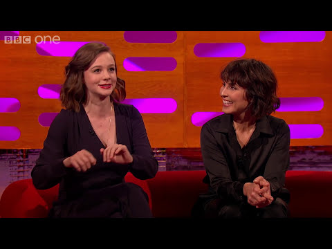 Carey's play and American audiences - The Graham Norton Show: Series 17 Episode 2 Preview - BBC One