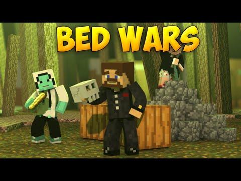 ЗАЩИЩАЛ ЧУЖУЮ КРОВАТЬ - Minecraft BedWars #41