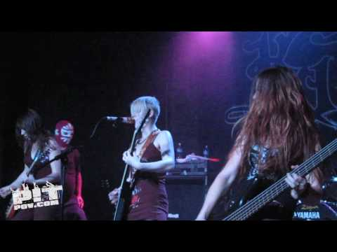 KITTIE• Forgive and Forget • Dallas • Texas • 2009 • PIT POV HD