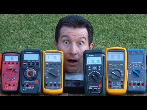 EEVblog #75 - Digital Multimeter Buying Guide for Beginners