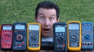 EEVblog #75 - Digital Multimeter Buying Guide for Beginners
