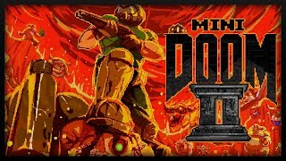 Mini Doom 2 | 2D Doom Fan Game!