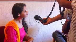 Actress Bhavana talking about her Lover !!! Exclusive_caught on an iphone
