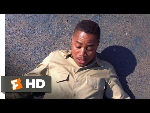 Men Of Honor (2/3) Movie CLIP - Carl Is Injured (2000) HD