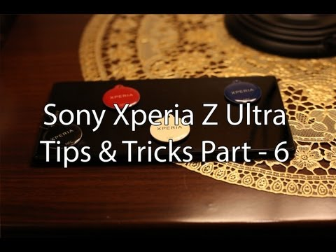 How to automate Your Sony Xperia Z Ultra / Xperia Z / Z1 using Smart Connect