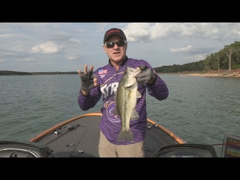 Southwest Outdoors Report #10 Lake Ray Roberts, Texas - 2013