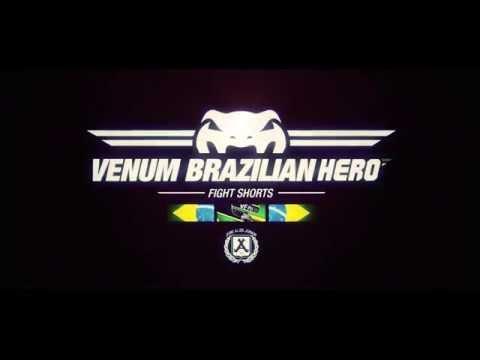 Фото:Шорты Venum Brazilian Hero