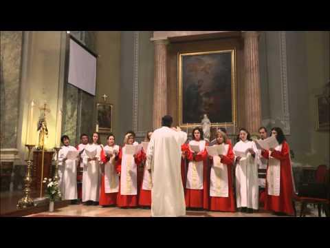 Феликс Мендельсон - Mass for Double Choir (adapted)