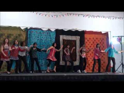 Diwali 2010 Moms Dance number: Tera hi Jalwa!