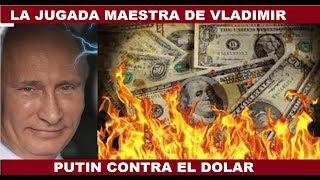 LA JUGADA MAESTRA DE PUTIN CONTRA EL DOLAR: EL CRIPTORUBLO