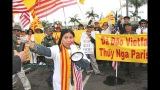 Nguyễn Thùy Dung: Đả Đảo Trung Tâm Thúy Nga & Vietface TV Hợp Tác Và Làm Tay Sai Cho VC