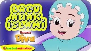 Lagu Anak Islami Bersama Diva Kompilasi Cinta Allah   Kastari Animation Official