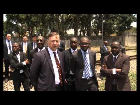 Démarrage des travaux préparatoires du projet métro d'Abidjan ligne 1 Anyama-Port-bouet