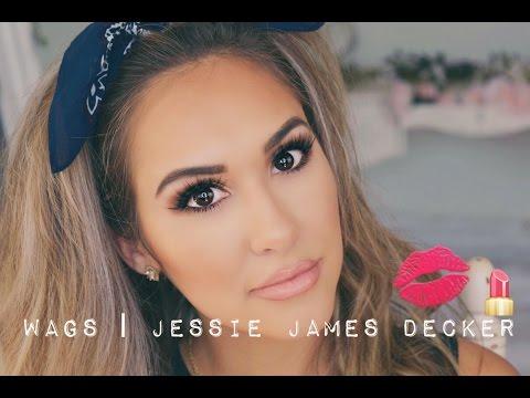 Jessie James Decker | WAGS Series| Alisha Nycole