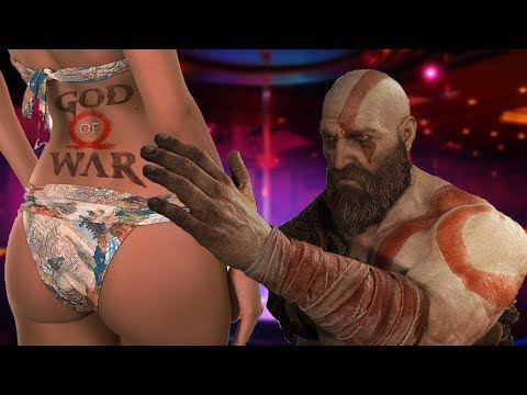 GET PRAYED GET LAID - God of War Gameplay thumbnail