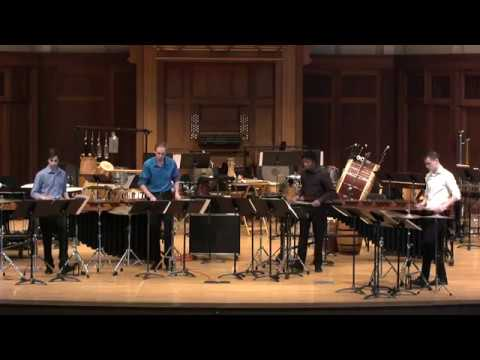 Lawrence University Percussion Ensemble (LUPÉ) - May 28, 2017